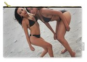 Black Bikinis 23 Carry-all Pouch