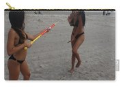 Black Bikinis 32 Carry-all Pouch