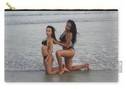 Black Bikinis 34 Carry-all Pouch