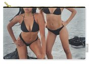 Black Bikinis 4 Carry-all Pouch