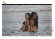 Black Bikinis 40 Carry-all Pouch