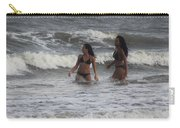 Black Bikinis 41 Carry-all Pouch