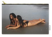 Black Bikinis 46 Carry-all Pouch