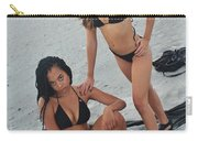 Black Bikinis 5 Carry-all Pouch
