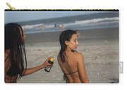Black Bikinis 50 Carry-all Pouch