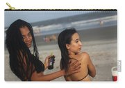 Black Bikinis 51 Carry-all Pouch