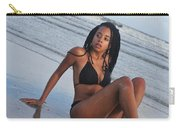 Black Bikinis 64 Carry-all Pouch