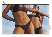 Black Bikinis 66 Carry-all Pouch