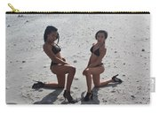 Black Bikinis 8 Carry-all Pouch