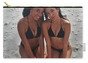 Black Bikinis 9 Carry-all Pouch