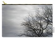Black Birds Carry-all Pouch