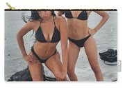 Black Bkinis 3 Carry-all Pouch