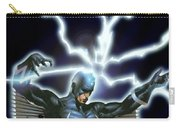 Black Bolt Carry-all Pouch
