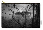 Black Buzzard 3 Carry-all Pouch