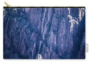 Black Canyon In Colorado Carry-all Pouch