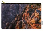 Black Canyon Sunset Glow Carry-all Pouch