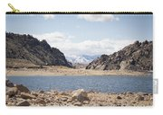 Black Canyon View - Pathfinder Reservoir - Wyoming Carry-all Pouch