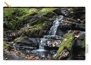 Black Creek Falls In Autumn, 2016 Carry-all Pouch