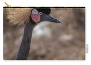 Black Crowned Crane 1 Carry-all Pouch