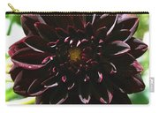 Black Dalia  Carry-all Pouch
