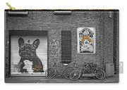 Black Dog Led Zeppelin Carry-all Pouch