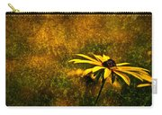 Black-eyed Susan And Granite Carry-all Pouch