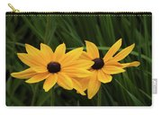 Black-eyed Susan Blossoms Carry-all Pouch