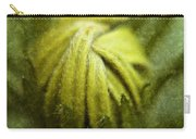 Black Eyed Susan Flower Bud Carry-all Pouch