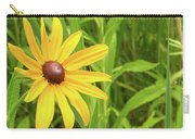 Black Eyed Susan V Carry-all Pouch