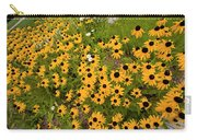Black Eyed Susans-1 Carry-all Pouch