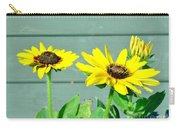 Black Eyed Susans Trio Carry-all Pouch