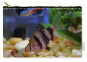 Black Fin Tetra Carry-all Pouch