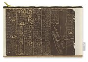 Black Friday, 1869 Carry-all Pouch