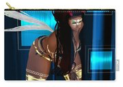 Black Goddess Dance Life Paradise 1 Carry-all Pouch