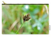 Black Grass Carry-all Pouch