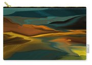 Black Hills Abstract Carry-all Pouch