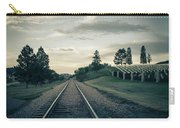 Black Hills National Cemetery  Carry-all Pouch