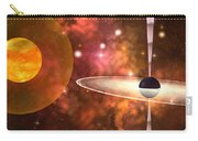 Black Hole Carry-all Pouch by Corey Ford