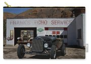 Black Ford Hot Rod Convertible Carry-all Pouch
