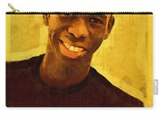 Young Black Male Teen 2 Carry-all Pouch