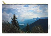 Black Mountain On Blue Ridge Carry-all Pouch