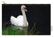 Black Mountain Swan Carry-all Pouch