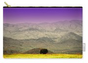 Black Mountains Az Carry-all Pouch