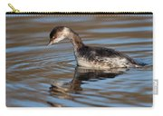 Black-necked Grebe About To Dive Carry-all Pouch