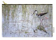 Black-necked Stilt, No. 2 Carry-all Pouch