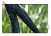 Black Necked Stork 1 Carry-all Pouch