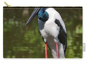 Black-necked Stork Carry-all Pouch