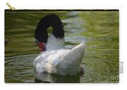 Black-necked Swan II Carry-all Pouch