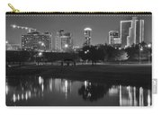 Black Night In Fort Worth Carry-all Pouch