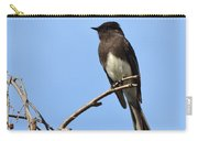 Black Phoebe 2 Carry-all Pouch